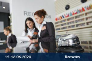 Profesjonalna obsługa recepcyjna wraz z technikami sugestywnej sprzedaży cross- i up-sellingowej