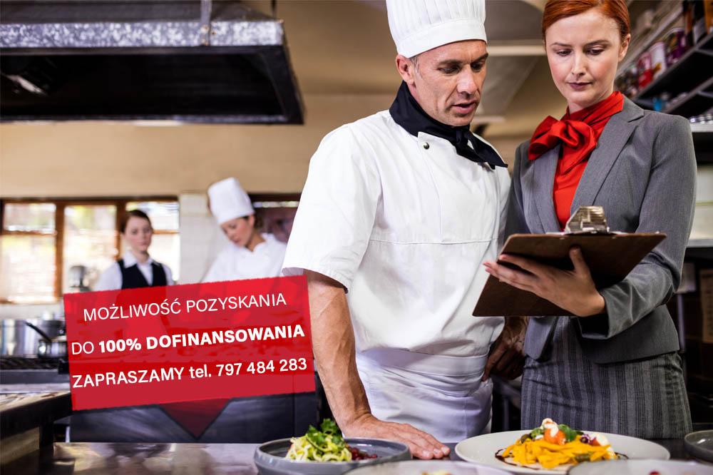 Akademia Managera Gastronomii i Szefa Kuchni – zarządzanie gastronomią