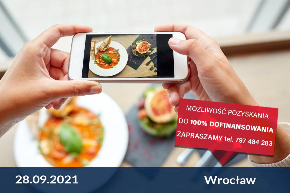 Warsztaty – Jak dobrze zrobić zdjęcia, filmy i grafikę dla potrzeb hotelu i restauracji – II edycja