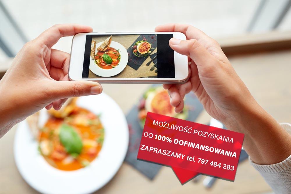Warsztaty – Jak dobrze zrobić zdjęcia, filmy i grafikę dla potrzeb hotelu i restauracji